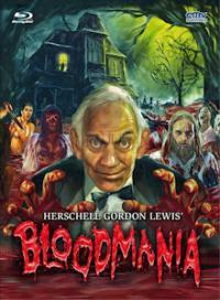 Herschell Gordon Lewis' Bloodmania (Limited Mediabook, Blu-ray+DVD) (2017) [FSK 18] [Blu-ray]