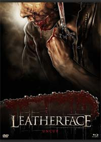 Leatherface (Limited Mediabook, Blu-ray+DVD, Cover C) (2017) [FSK 18] [Blu-ray]
