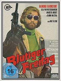 Blutiger Freitag (4 Disc Limited Edition, 2 Blu-ray's + 2 DVDs) (1972) [Blu-ray]