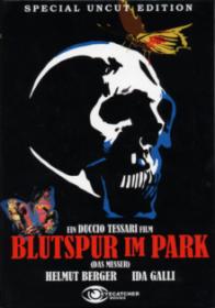 Blutspur im Park (Cover B) (1971) [FSK 18]