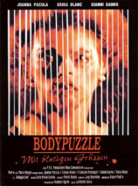 Body Puzzle (Limited Mediabook, Blu-ray+DVD, Cover A) (1991) [FSK 18] [Blu-ray]