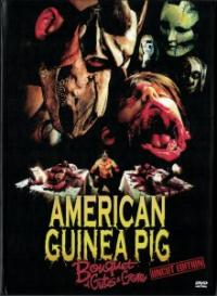 American Guinea Pig: Bouquet of Guts and Gore (Limited Mediabook, 2 DVDs, Cover B) (2015) [FSK 18]