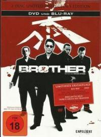 Brother (2 Disc Mediabook, Blu-ray+DVD) (2000) [FSK 18] [Blu-ray]