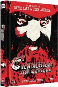 Cannibal! - The Musical (Limited Mediabook Edition, 2 DVDs) (1996) [FSK 18]