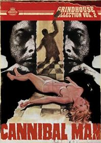 Cannibal Man - Grindhouse Collection Vol. 2 (Limited Edition, Blu-ray+DVD) (1971) [FSK 18] [Blu-ray]