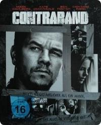 Contraband (Limited Steelbook) (2012) [Blu-ray]