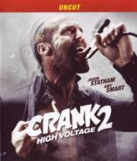 Crank 2: High Voltage (Uncut, inkl. Wendecover) (2009) [FSK 18] [Blu-ray]