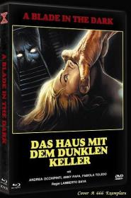 A Blade in the Dark - Das Haus mit dem dunklen Keller (Limited Mediabook, Blu-ray+DVD, Cover A) (1983) [FSK 18] [Blu-ray]