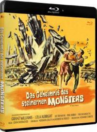 Das Geheimnis des steinernen Monsters (Limited Edition) (1957) [Blu-ray] [Gebraucht - Zustand (Sehr Gut)]