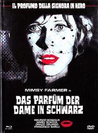 Das Parfüm der Dame in Schwarz (Limited Mediabook, Blu-ray+DVD, Cover A) (1974) [FSK 18] [Blu-ray]