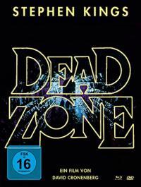 Dead Zone (3 Disc Limited Mediabook, Blu-ray+2 DVDs) (1983) [Blu-ray]