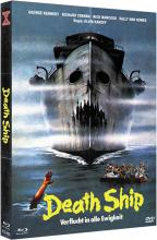 Death Ship (Limited Mediabook, Blu-ray+DVD, Cover C) (1980) [FSK 18] [Blu-ray]
