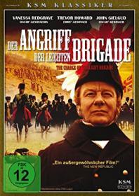 Der Angriff der leichten Brigade - The Charge of the Light Brigade (1968)
