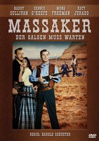 Massaker - Der Galgen muss warten (1957)