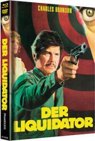 Der Liquidator (Limited Mediabook, Blu-ray+DVD, Cover A) (1984) [FSK 18] [Blu-ray]