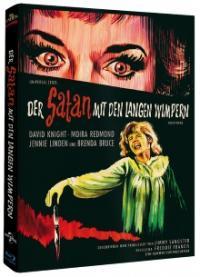 Der Satan mit den langen Wimpern (Limited Mediabook, Cover A) (1964) [Blu-ray]