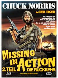 Missing in Action 2 - Die Rückkehr (Limited Mediabook, Blu-ray+DVD, Cover B) (1985) [FSK 18] [Blu-ray]