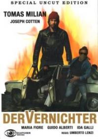 Der Vernichter (Cover B) (1975) [FSK 18]