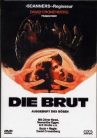 Die Brut (Unrated, Kleine Hartbox, Cover C) (1979) [FSK 18]