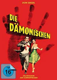 Die Dämonischen (Limited Mediabook, Blu-ray+DVD) (1956) [Blu-ray]