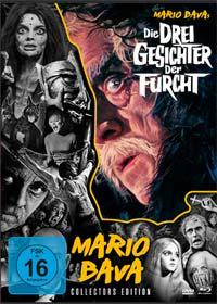 Die drei Gesichter der Furcht (Blu-ray+2 DVDs, Digipak) (1963) [Blu-ray]