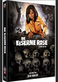 Die eiserne Rose (Limited Mediabook, Blu-ray+DVD, Cover A) (1973) [Blu-ray]