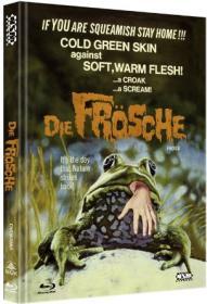 Die Frösche (Limited Mediabook, Blu-ray+DVD, Cover A) (1972) [Blu-ray]