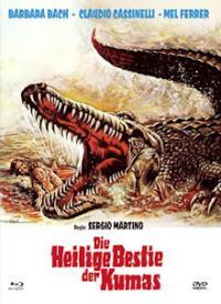 Der Fluss der Mörderkrokodile (Limited Mediabook, Blu-ray+DVD, Cover B) (1979) [FSK 18] [Blu-ray]