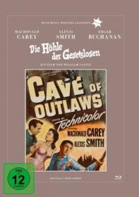 Die Höhle der Gesetzlosen (1951) [Blu-ray]