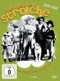Die kleinen Strolche: 1935-1938 (3 DVDs)