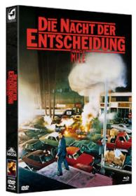 Die Nacht der Entscheidung - Miracle Mile (Limited Mediabook, Blu-ray+DVD, Cover A) (1988) [Blu-ray]
