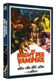 Nacht der Vampire - Werewolf's Shadow (Limited Edition, Blu-ray+DVD) (1971) [FSK 18] [Blu-ray]
