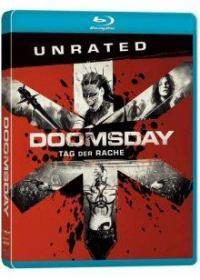 Doomsday - Tag der Rache (Uncut) (2008) [FSK 18] [Blu-ray]