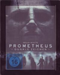 Prometheus (3 Discs Steelbook) (2012) [3D Blu-ray]