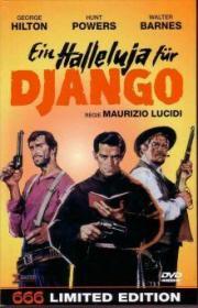 Ein Halleluja für Django (Limited Edition, gr. Hartbox) (1967)