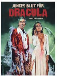 Junges Blut für Dracula (Limited Mediabook, Blu-ray+DVD, Cover B) (1970) [Blu-ray]