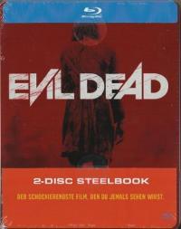 Evil Dead (Limited Steelbook) (Uncut) (2013) [FSK 18] [Blu-ray]