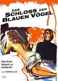 Das Schloss der Blauen Vögel (Limited Mediabook, Blu-ray+DVD, Cover C) (1971) [FSK 18] [Blu-ray]