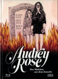 Audrey Rose - das Mädchen aus dem Jenseits (Limited Mediabook, Blu-ray+DVD, Cover C) (1977) [Blu-ray]