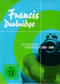 Francis Durbridge - Alle deutschen Verfilmungen 1959-1988 (24 DVDs)