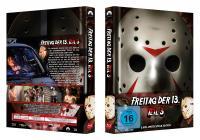 Freitag der 13. Teil 3 (3 Disc Limited Mediabook, Blu-ray+DVD) (1982) [Blu-ray]