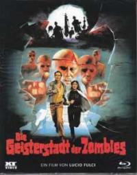 Die Geisterstadt der Zombies (im Schuber) (1981) [FSK 18] [Blu-ray]