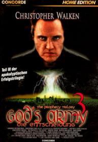 God's Army 3 - Die Entscheidung (2000) [FSK 18] [Gebraucht - Zustand (Sehr Gut)]