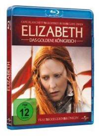 Elizabeth - Das goldene Königreich (2007) [Blu-ray]