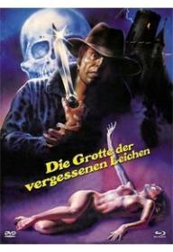 Die Grotte der vergessenen Leichen (Limited Mediabook, Blu-ray+DVD, Cover E) (1971) [FSK 18] [Blu-ray]