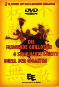 3 Klassiker mit der fliegende Guillotine [FSK 18]