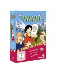 Heidi - TV-Serien Komplettbox (8 DVDs)