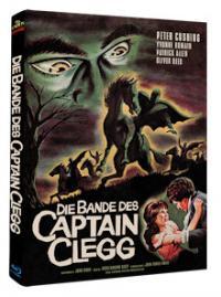 Die Bande des Captain Clegg (Limited Mediabook, Cover B) (1962) [Blu-ray]