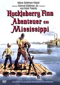 Huckleberry Finn - Abenteuer am Mississippi (1960) [Gebraucht - Zustand (Sehr Gut)]