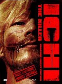Ichi - The Killer (Uncut, 2 DVDs+Blu-ray, Mediabook) (2001) [FSK 18] [Blu-ray] [Gebraucht - Zustand (Sehr Gut)]